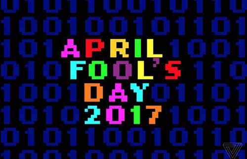 互联网公司愚人节策划大盘点,在恶搞界谁是老大?