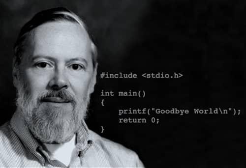 纪念 C 语言之父离世 6 周年