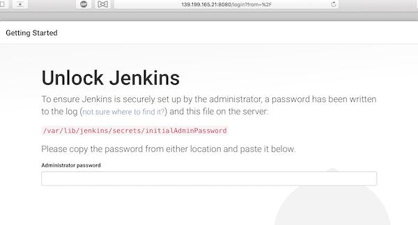 基于 CentOS 系统 Jenkins 环境搭建