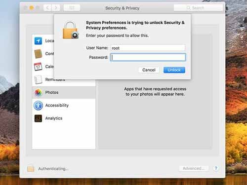 macOS 系统重大安全漏洞:不用密码我也可以玩你的 Macbook