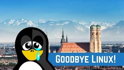砸 4 亿重返 Windows ,慕尼黑正式叫停 Linux 计划
