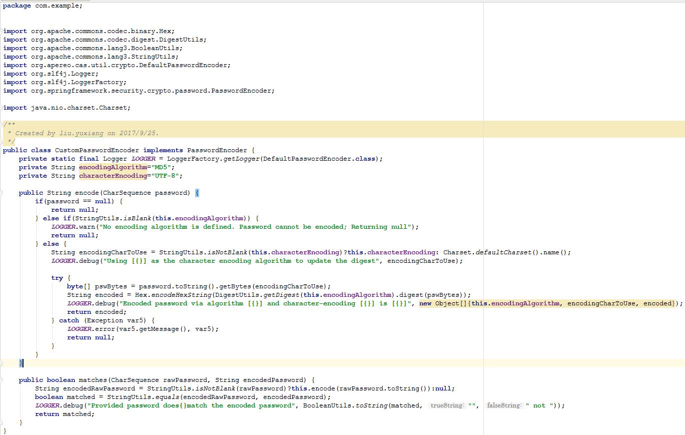 Cas 5.2.x版本使用 —— 单点登录JDBC认证(五)