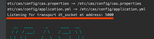 Cas 5.2.x版本使用 —— Debug调试源码(八)