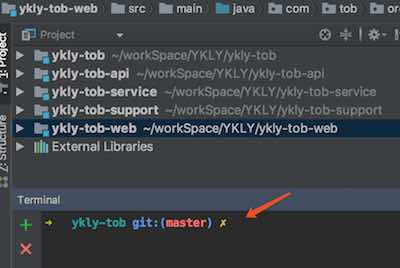 Intellij IDEA Terminal 修改开始(初始)路径