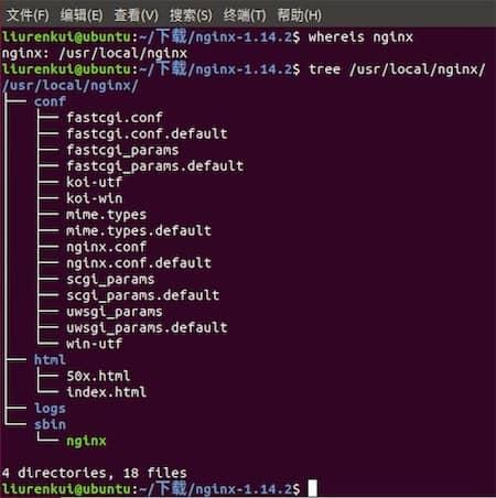 Ubuntu 编译安装 Nginx