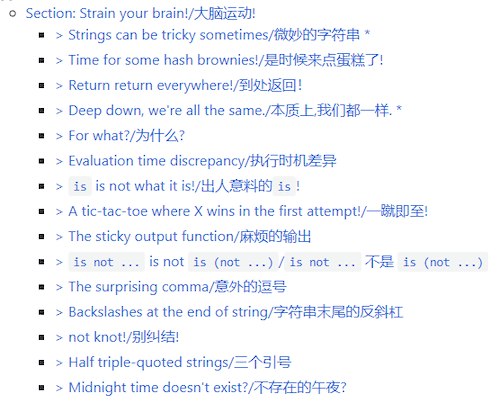 GitHub 标星 20K+:What the fuck Python?!